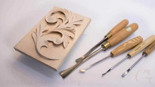 Woodcarving School online